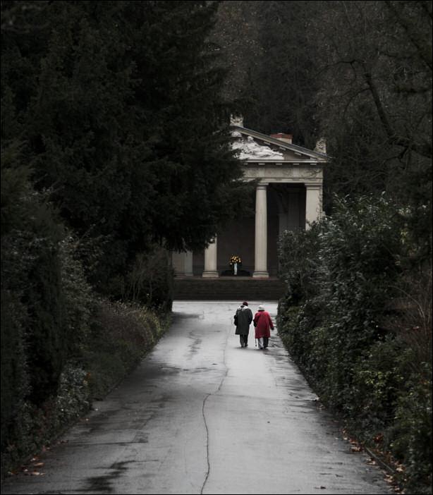 Heidelberg Bergfriedhof
