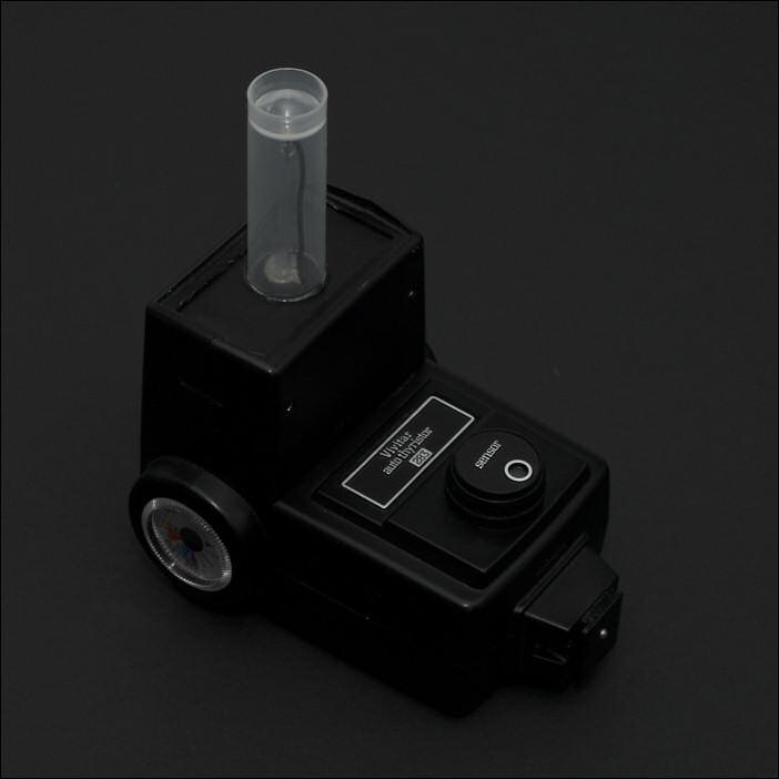 Vivitar 283 Barebulb-Mod