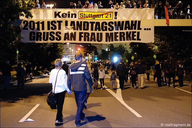 65.000 gegen Stuttgart 21