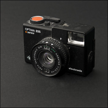 Agfa Optima 335sensor electronic