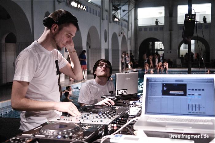 No Accident in Paradise / Jetztmusikfestival@Time Warp 2010 im Herschelbad Mannheim