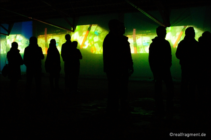 ELECTROGRAVITY / IDUUN / INCITE // B-SEITE 2010 Jetztkulturfestival