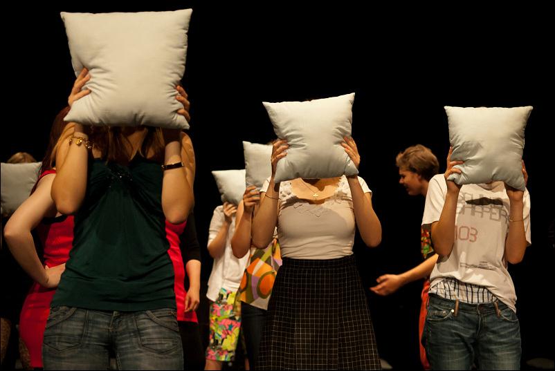 Achtung Hochspannung! im ZWINGER3 Kinder- und Jugendtheater Heidelberg