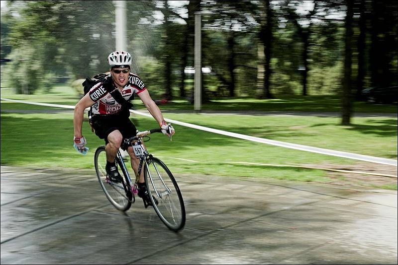 Fahrradkurier, ECMC 2008 Eindhoven