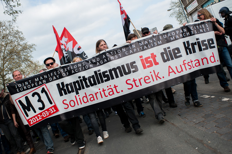 NPD-Demo in Frankfurt verhindert