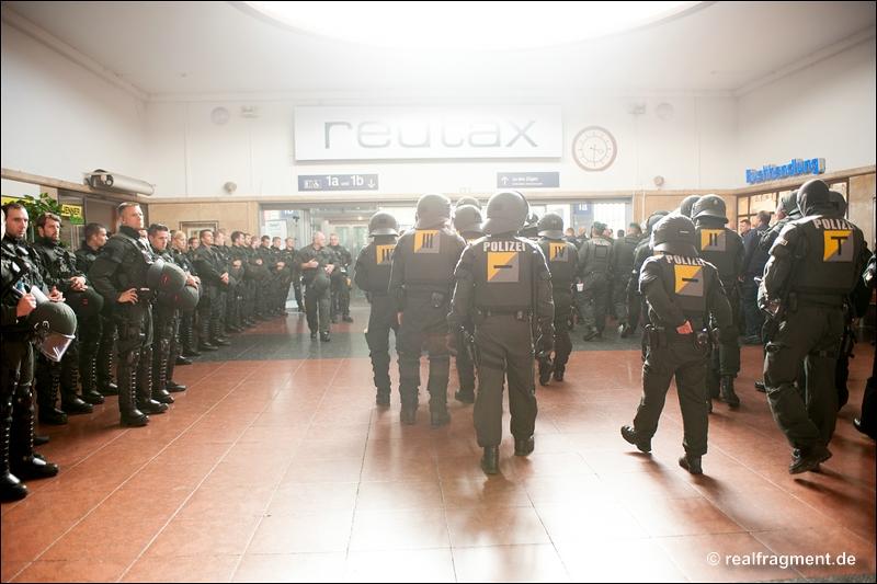 NPD-Demo in Heidelberg gescheitert