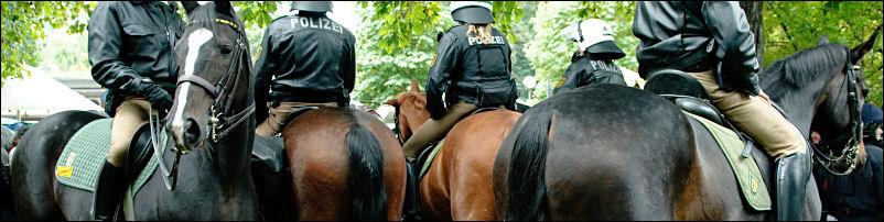 polizei fotografieren