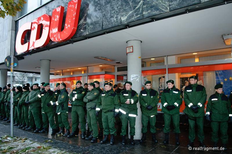 Stuttgart 21: Erneut Verletzte bei Protest
