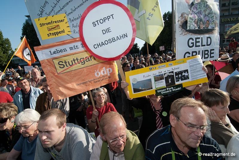 Kein 'Friede in Stuttgart'