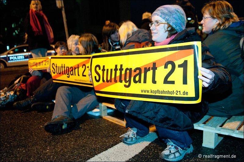 S21: Widerstand im neuen Jahr