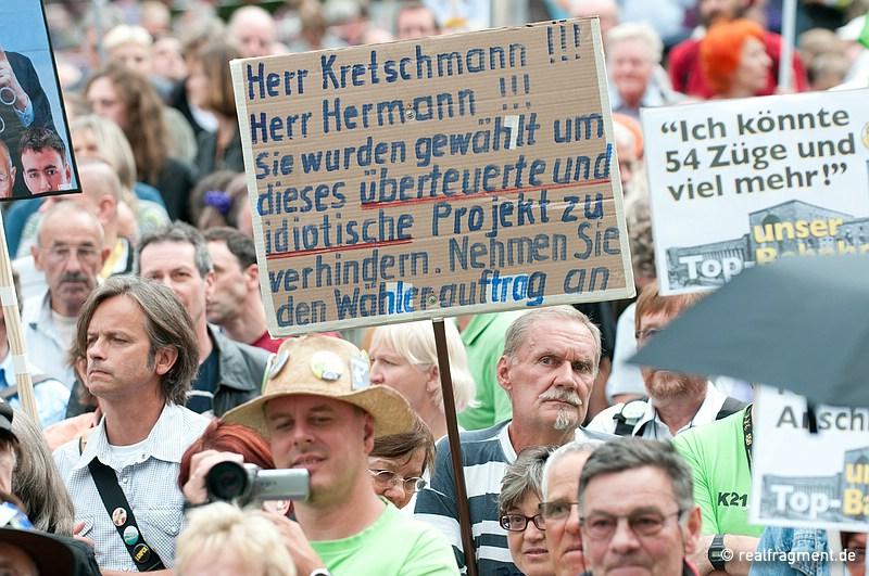 Der Druck auf die grün-rote Landesregierung wächst: 'Sie wurden gewählt, um dieses Projekt zu verhindern'